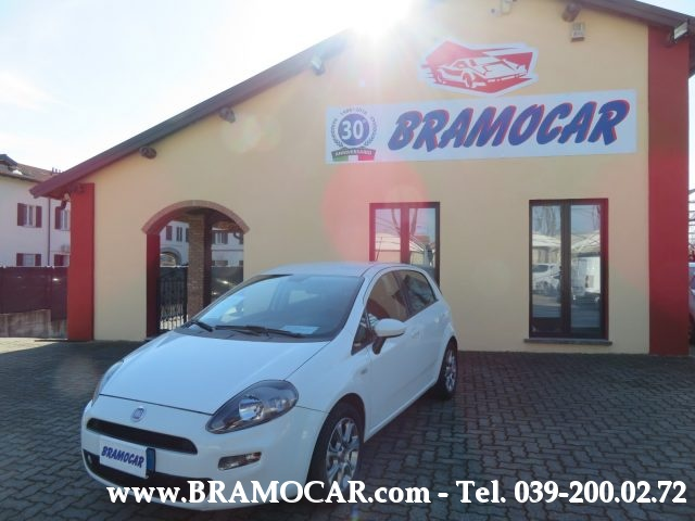 FIAT Punto 1.3 85cv MJT II S amp;S ECO LOUNGE - 5 Porte - EURO 5B
