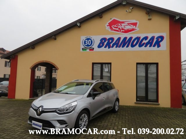 RENAULT Clio Sporter (S.W.) Tce 1.2 75cv - LIMITED - KM 36.197