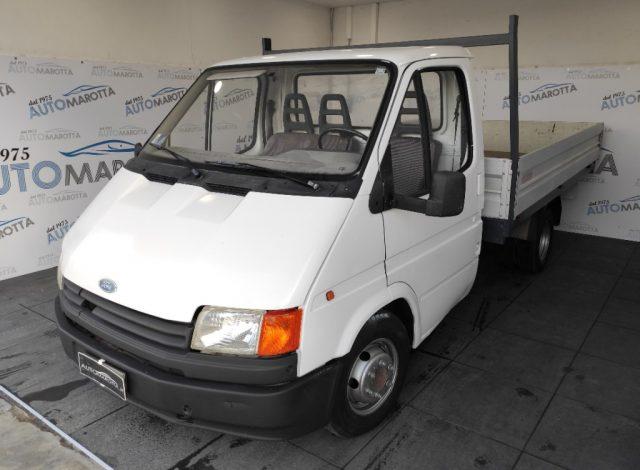 FORD Transit Cassone Fisso 2500 D