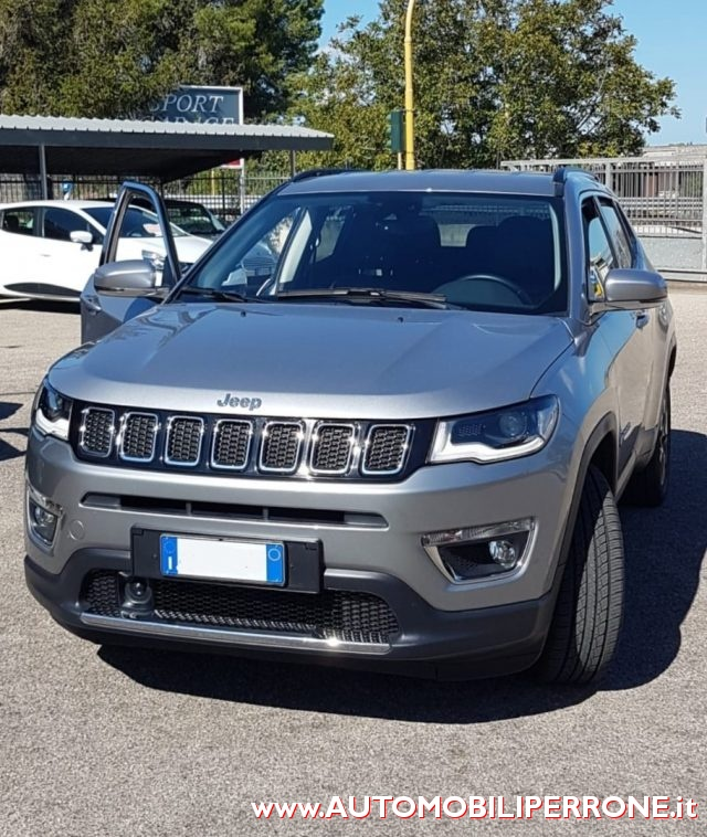 JEEP Compass 1.6 M-Jet 120cv Limited (Pelle-Navi-Full Opt.)
