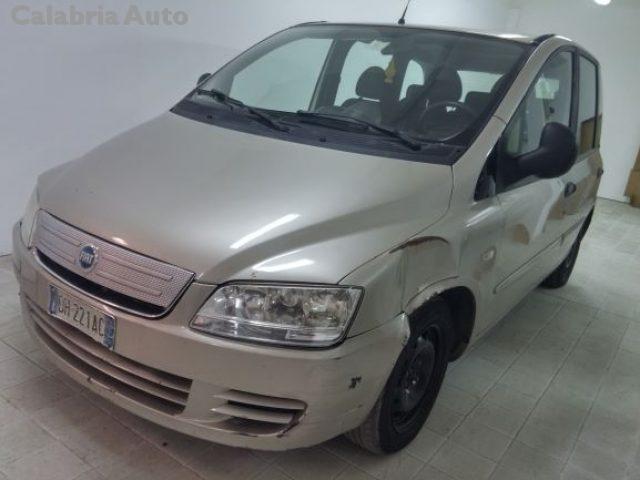 FIAT Multipla 1.9 MJT Active 120CV Usato