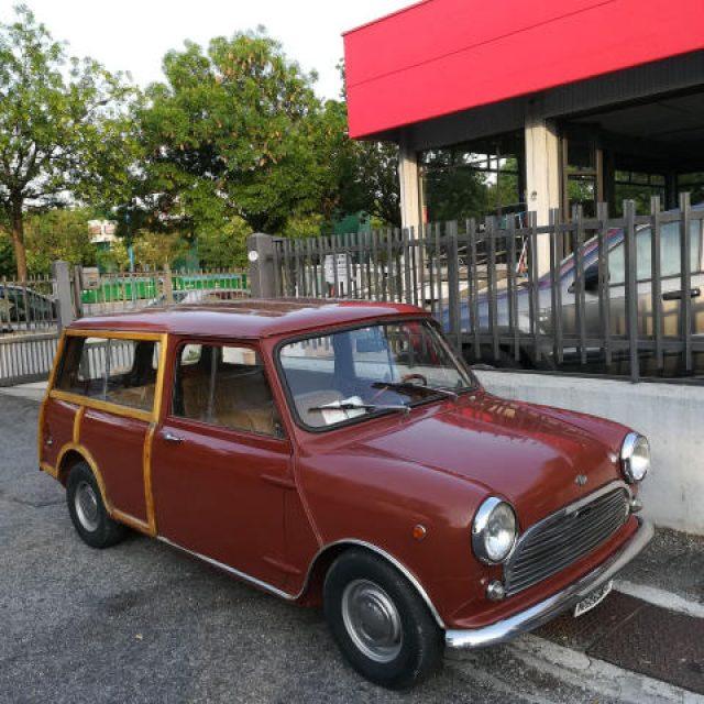 INNOCENTI Mini Cooper T LEGNO