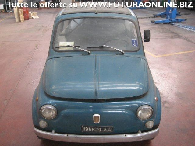 FIAT 500 500 F  AUTO DI INTERESSE  STORICO