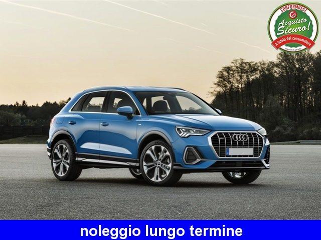 AUDI Q3 35 TDI quattro S tronic S line edition Nuovo