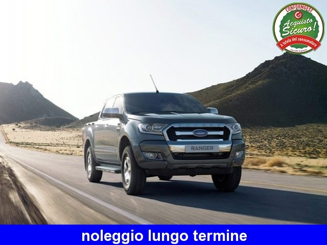 FORD Ranger 2.0 TDCi 213CV DC Limited 5 posti Nuovo