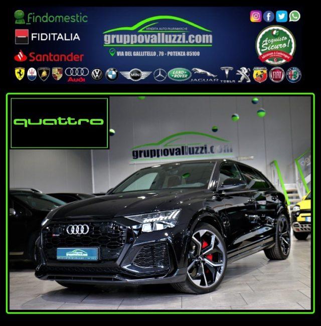 AUDI RS Q8 TFSI V8 quattro TOP