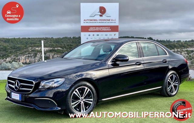 MERCEDES-BENZ E 200 d Auto Business Sport (VirtualCockpit/LED/Navi)