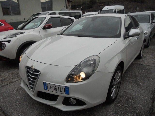 ALFA ROMEO Giulietta 1.4 Turbo 120 CV Distinctive GPL