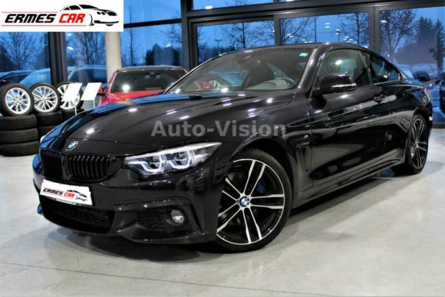 BMW 420 d Coupé Msport-F1-NAVI PROF.-19 quot;-KAMERA