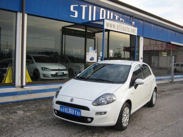 FIAT Punto 1.4 S amp;S 8V Dualogic 5 porte Lounge