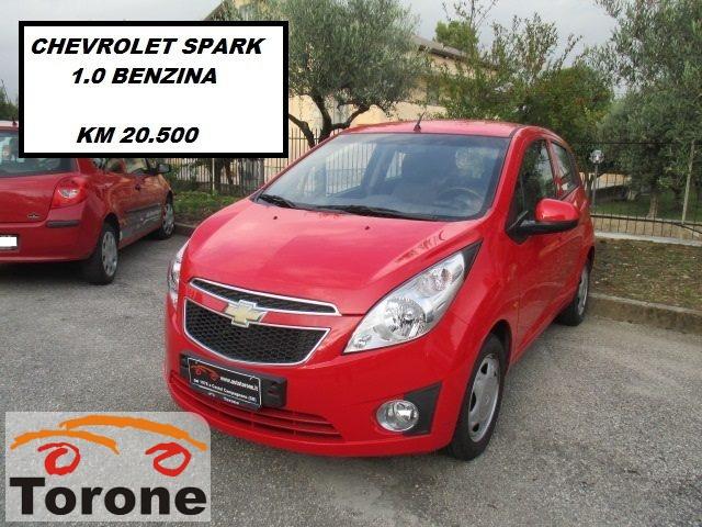 CHEVROLET Spark Plus 1.0