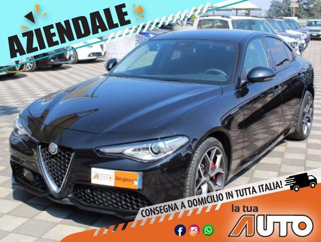 ALFA ROMEO Giulia 2.2 TD 210CV Q4 VELOCE AT8