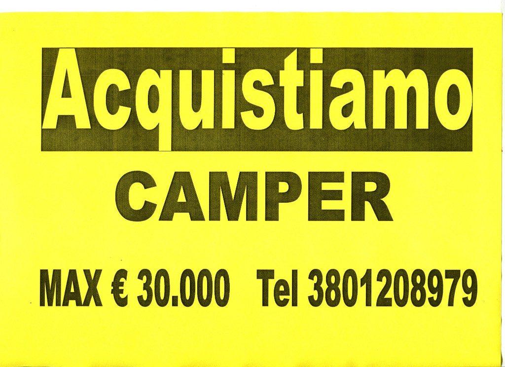 Camper puro - Van, Autoroller