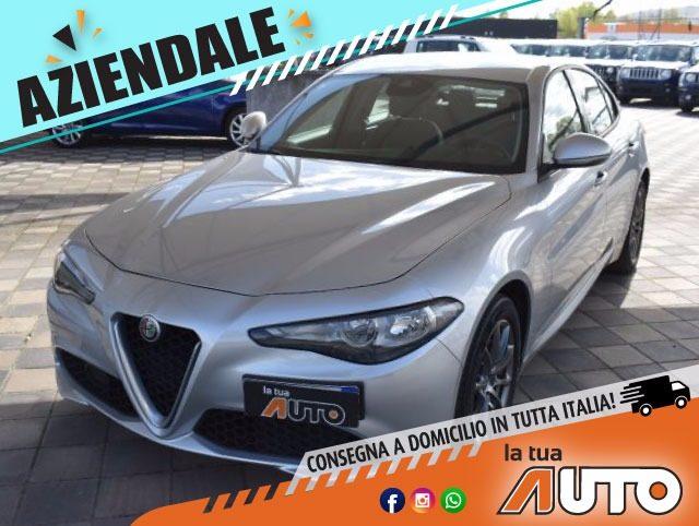 ALFA ROMEO Giulia 2.2 TD 150CV SUPER NAVI