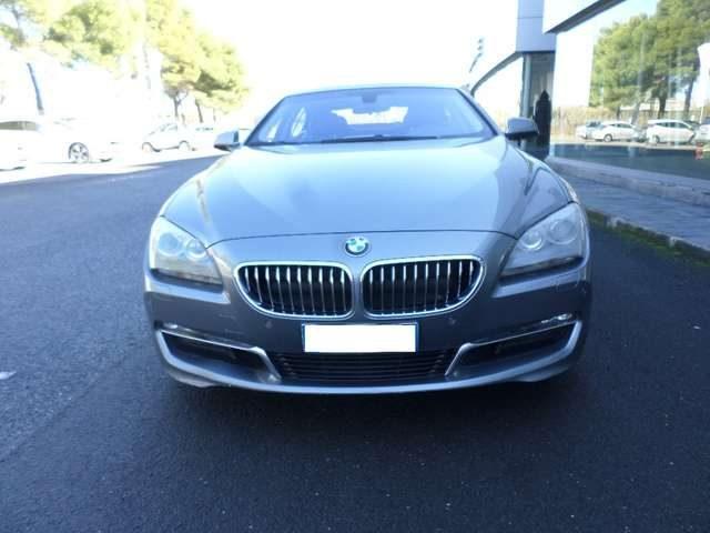Immagine di BMW 640 X Drive Gran Coupé