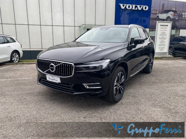 VOLVO XC60 T6 Recharge Plug-in Hybrid AWD G. Inscription Exp.