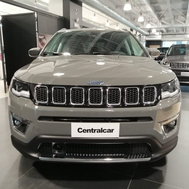 JEEP Compass PHEV 1.3 GSE T4 190CV Limited