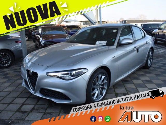 ALFA ROMEO Giulia 2.2 TD 190CV AT8 SPRINT