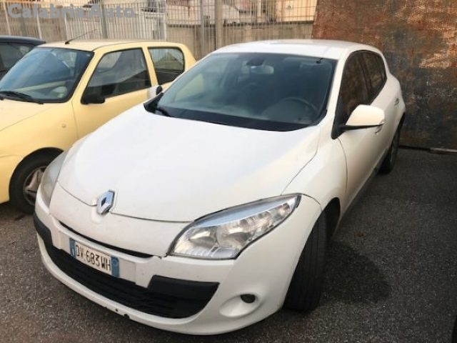 RENAULT Megane Mégane 1.5 dCi 110CV Luxe Usato