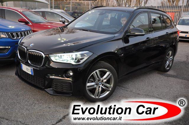 BMW X1 XDRIVE 20D 190 M MSPORT NAVI CAMERA BILED ACC PDC