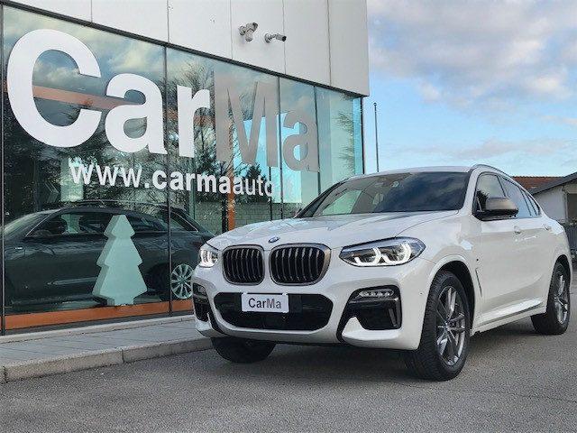 BMW X4 xDriveM40d LISTINO 90.200?