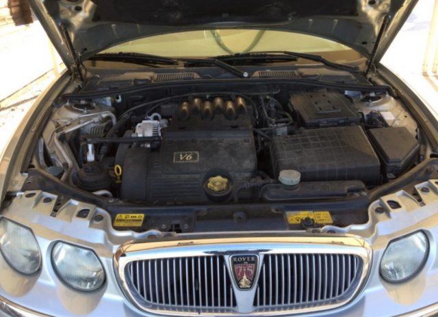 Immagine di ROVER 75 2.0i V6 24V cat *IMPIANTO GPL NUOVO*