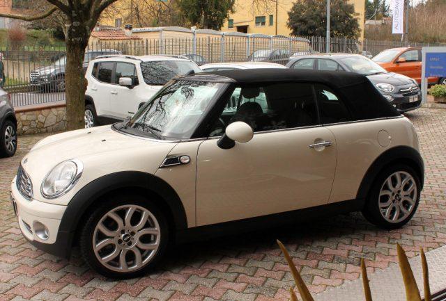 MINI Cabrio Mini 1.6 16V One de luxe Cabrio
