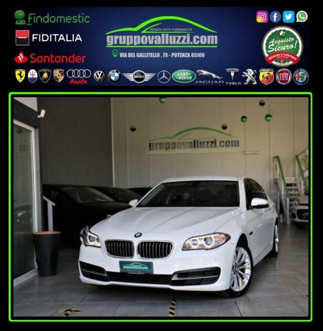 BMW 520 d XENON NAVI PLUS KM CERTIFICATI BMW Usato