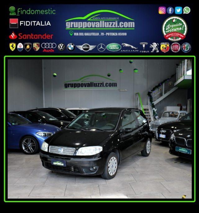 FIAT Punto 188 Classic 1.3 MJT 16V OK NEOPATENTATI!