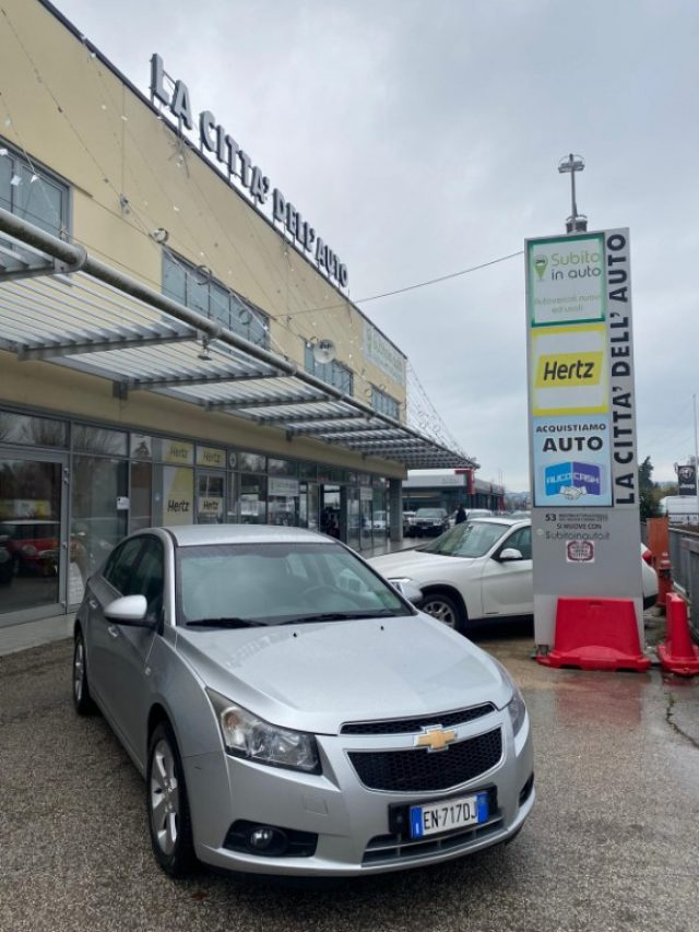 CHEVROLET Cruze 2.0 Diesel 163CV 5 porte LTZ Usato
