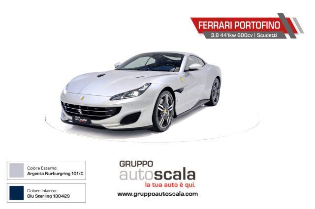 FERRARI Portofino 3.8 441KW 600CV Scudetti  7 Anni Tagliandi Incl.
