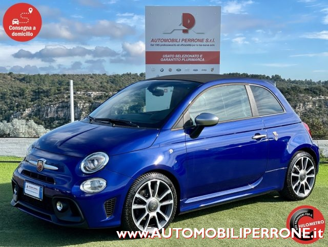 ABARTH 595 C 1.4 Turbo T-Jet 165cv Turismo