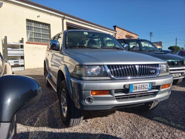 Immagine di MITSUBISHI Pajero Sport 3.0i V6 24V cat GLS SPORT