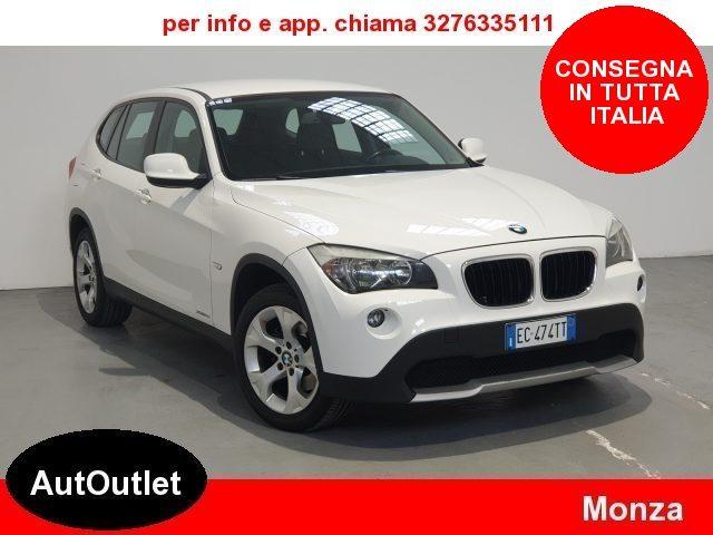 BMW X1 xDrive18d Attiva 4X4