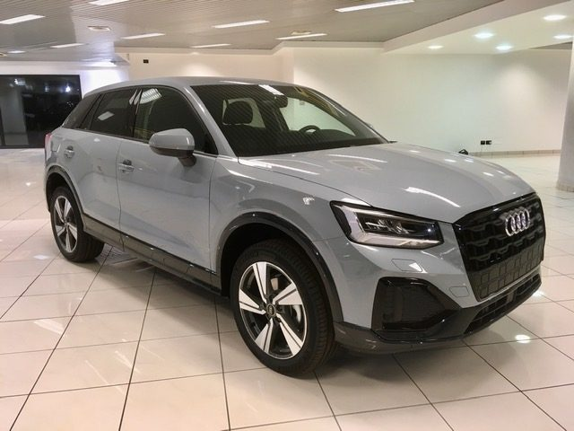 AUDI Q2 35 TFSI S tronic Admired Advanced Special COLOR