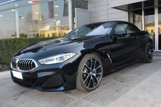 BMW 840 Carbon Black  metallizzato