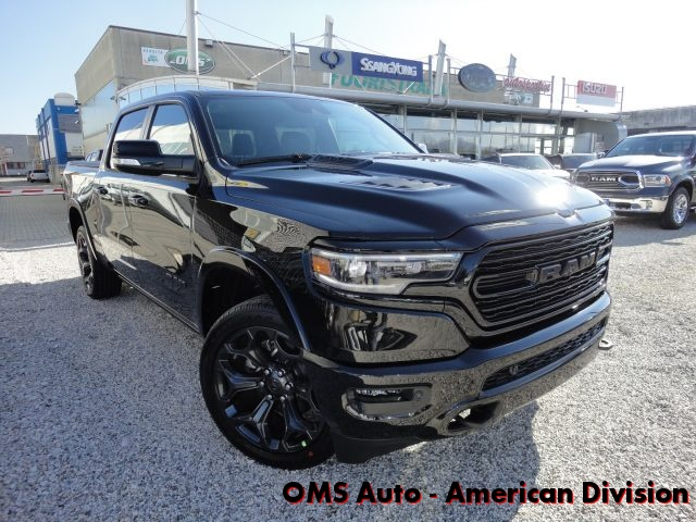 DODGE RAM 1500 5.7 V8 Hemi Limited Black Edition MY21 Pronta