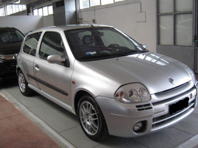 RENAULT Clio 2.0 16V cat 3 porte Renault Sport