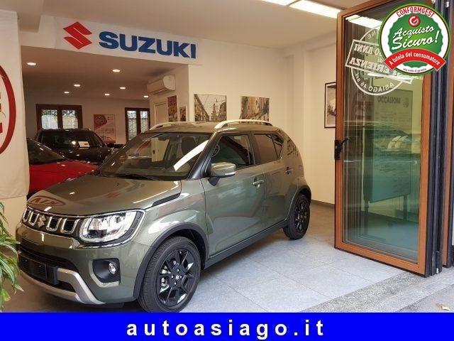 SUZUKI Ignis 1.2 Hybrid CVT Top Nuovo