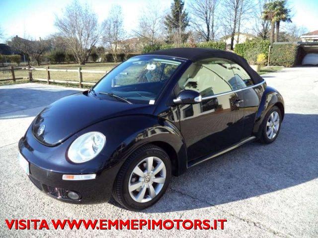 VOLKSWAGEN New Beetle 1.9 TDI 105CV Cabrio