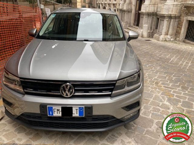 VOLKSWAGEN Tiguan 1.6 TDI SCR Business BlueMotion Technology