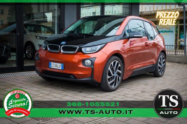 BMW i3 (Range Extender)