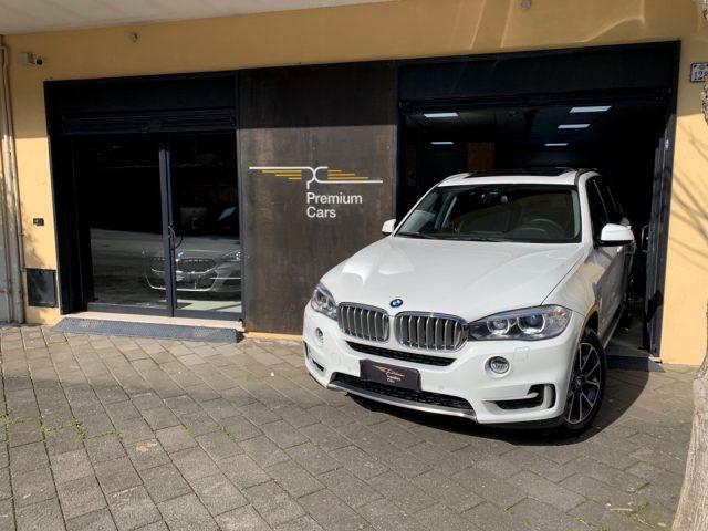 BMW X5 xDrive25d Luxury UniPro Ita Tetto Navi Pelle Xeno