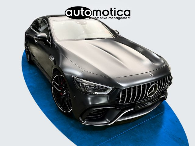 Immagine di MERCEDES-BENZ G T Coupé 4 63 4Matic+ AMG