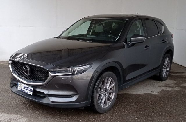 MAZDA CX-5 2.2L Skyactiv-D 184CV AWD Exclusive
