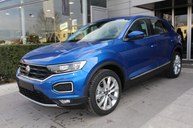 VOLKSWAGEN T-Roc 1.5 TSI ACT Advanced BlueMotion Technology