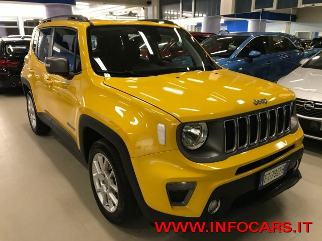 JEEP Renegade Giallo pastello