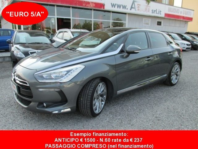 2012 DS DS 5