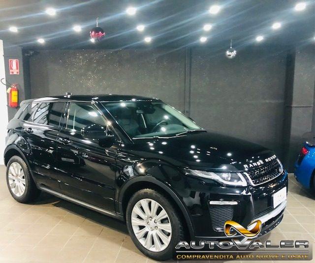 LAND ROVER Range Rover Evoque 2.0 TD4 150 CV 5p SE Dynamic Landmark Ed.