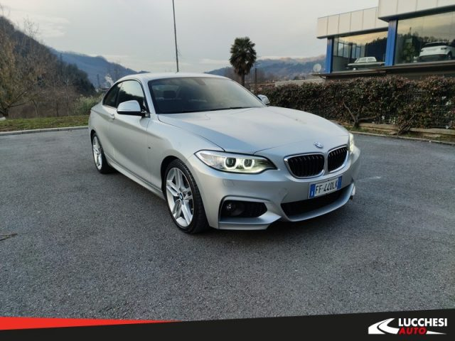 BMW 225 d Coupé Msport Auto